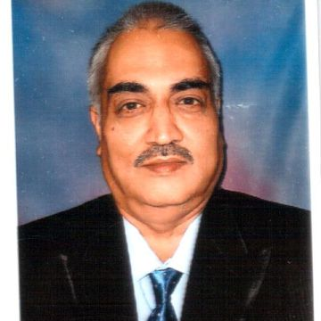 Mr. Tushar V. Joshi