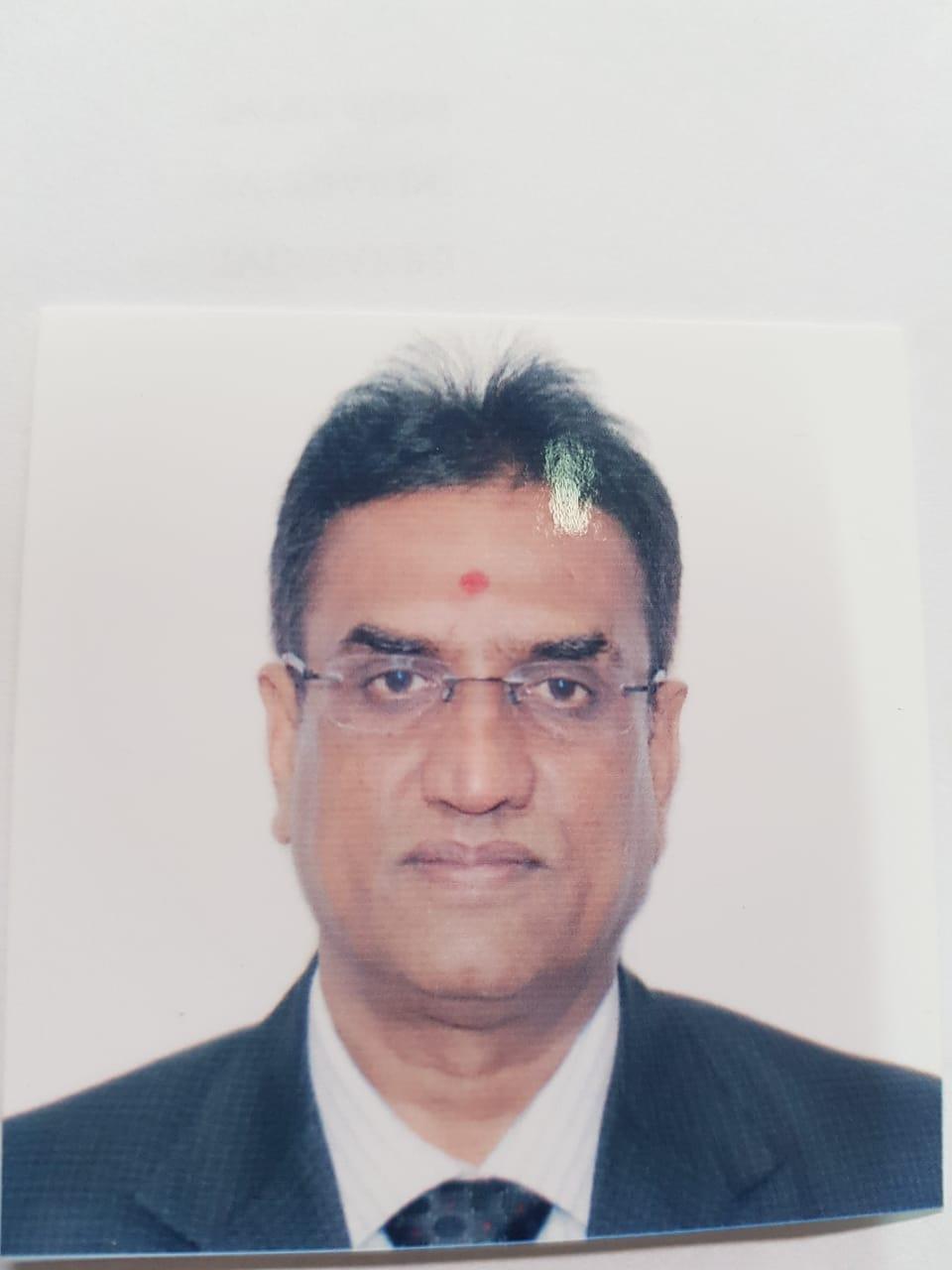 Mr. Naresh. R. Patel