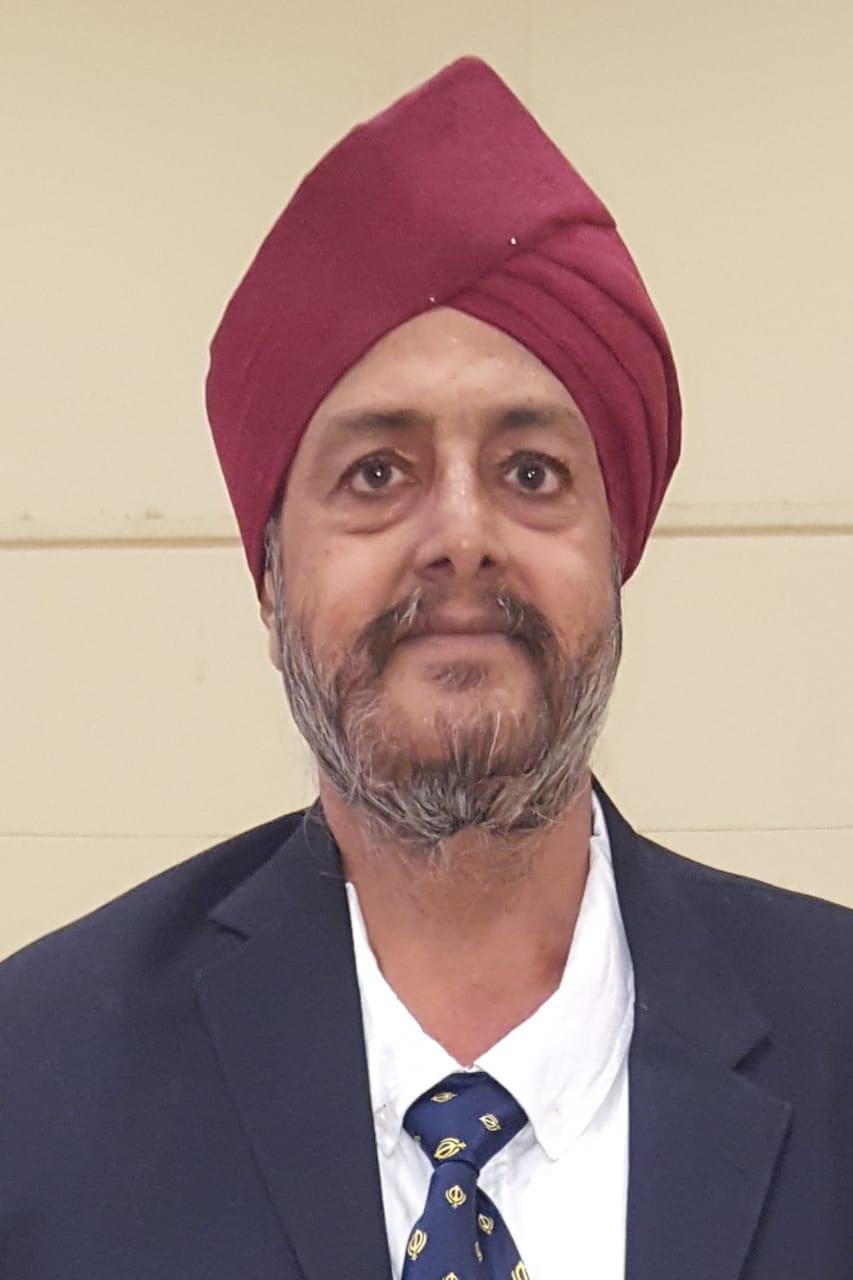 Mr. Parminder S. Sihra