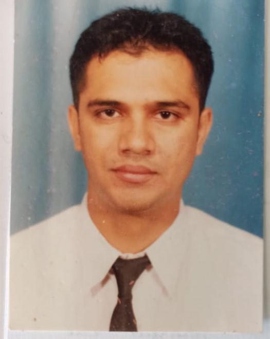 Mr. Pritesh Patel